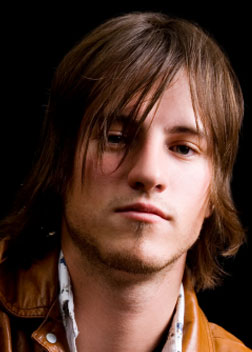 Cool mens long hairstyle 2009