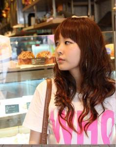 Cute Long Hair Style