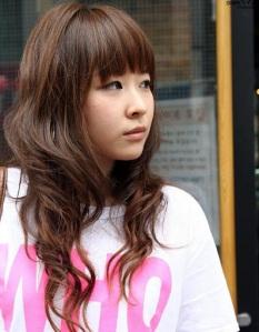 Cute Asian Girls Long Hair Style