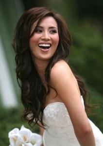 2009 Long wedding hairstyle 2009