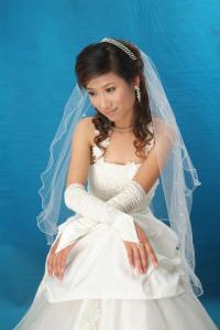 Asian Wedding Hairstyle Pictures