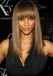 fashion long hairstyle