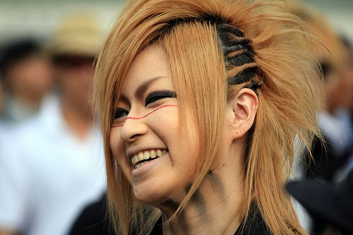 J Hairstyle: Expression Women Harajuku Hairstyles