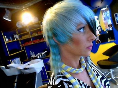 Scene Short Hairstyles 2009