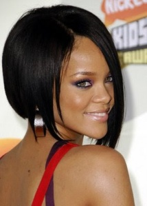 Popular Trendy Short inverted bob hairstyles for 2010