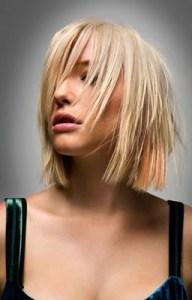 Great New 2010 Short Hairstyles Haircuts: hot bob