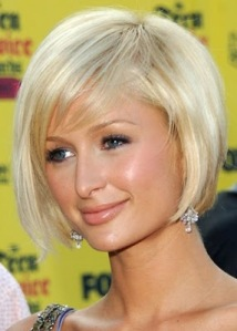 New Style Trend Short Blonde Hairstyles