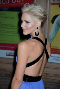 Celebrity Trendy Short Hairstyle