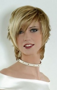 Modern Short Hairstyle