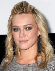 Teen Prom Hairstyles and Updos Hairstyles for Homecoming Prom Hilary Duff